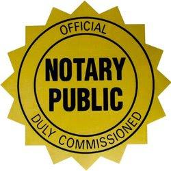 Notary Public in Miami