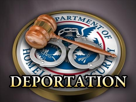 Avoid deportation